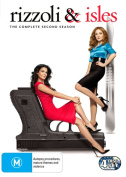 Rizzoli and Isles: Season 2