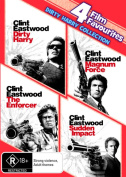 Dirty Harry / Magnum Force / Sudden Impact / The Enforcer [Region 4]