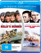 Kelly's Heroes / Where Eagles Dare [Blu-ray]