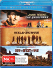 How the West Was Won / The Searchers / The Wild Bunch [Region 4]