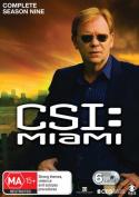 CSI: Miami - Season 9 [Region 4]