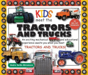 Kids Meet Tractors and Trucks