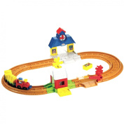 Fisher-Price Little People Wheelies Connect 'n Play Railway Play Set