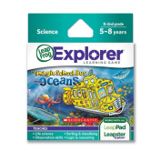 LeapFrog Explorer Learning Game, The Magic School Bus Oceans