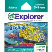 LeapFrog Explorer Learning Game, The Magic School Bus Oceans