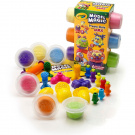 Crayola Model Magic Presto Dots to the Max, Pastel Colours
