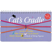 Klutz Cat's Cradle Book Kit