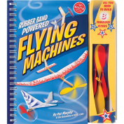 Klutz Rubber Band Powered Flying Machines Kit
