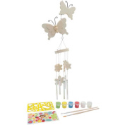Works of Ahh… Butterfly Wind Chimes
