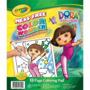 Color Wonder Coloring Pad, Dora The Explorer