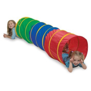 Pacific Play Find Me Multi Colour 1.8m Tunnel