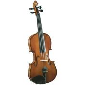 Saga Cremona Novice Full-Size Violin Outfit