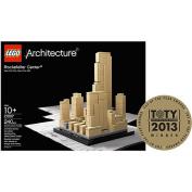 LEGO Architecture, Rockefeller Centre