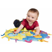 Earlyears Tummy Time Jungle Activity Play Mat