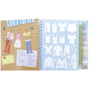 Klutz Paper Fashions Kit