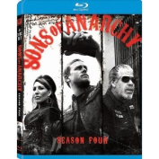 Sons of Anarchy Season 4 [Region 2] [Blu-ray]