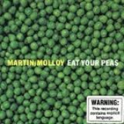 martin molloy - eat your peas - CD