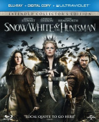Snow White and the Huntsman [Region 2] [Blu-ray]