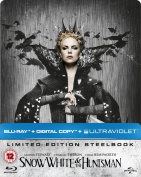 Snow White and the Huntsman - Limited Steelbook Edition [Region 2] [Blu-ray]