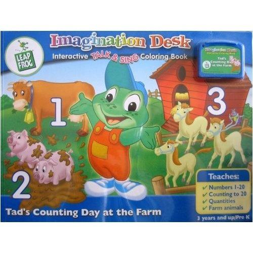 leapfrog coloring pages imagination desk - photo#16