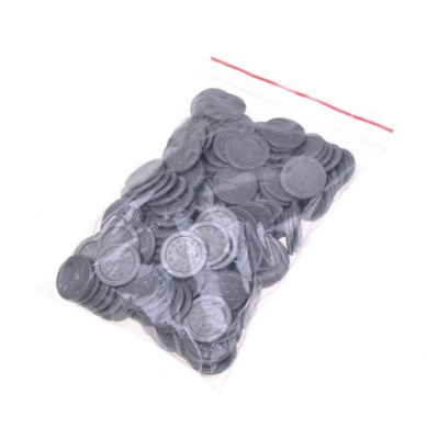Family Fairground Coin Cascade Penny Falls Pusher Game Machine
