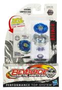 Beyblade Metal Fusion Masters Battle Top BB-102 Spiral Capricorn