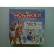 Monopoly - The Rudolph The Red-Nosed Reindeer Collectors Edition