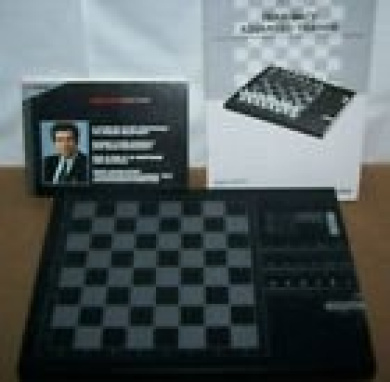 Kasparov Team-mate Advanced Trainer Electronic Chess Training Programme