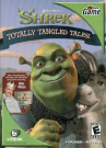 Shrek Totally Tangled Tales TV DVD game