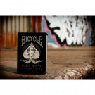 Bicycle 1st Edition Black Ghost Playing Cards
