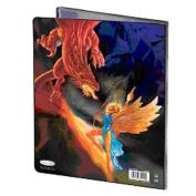 Ultra Pro 9-Pocket Portfolio Album Dragon vs Fairie Battle