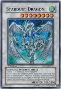 Stardust Dragon - Yugioh Yusei Fudo Single Card - Super Rare [Toy]