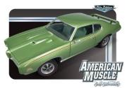 1/18 American Muscle 1969 Pontiac GTO Judge