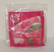 Mcdonald's Happy Meal Strawberry Shortcake Notepad W/stampers Toy #3