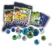 Ben 10 Alien Force Marbz Booster Pack