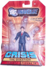 DC Universe Series 1 Infinite Heroes Crisis 10cm Tall Action Figure # 14 - Hero The Question