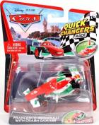 Cars 2 - Quick Changers Race - Francesco Bernoulli - Mattel