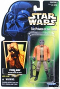 Star Wars Power of the Force Ponda Baba Green Carded Hologram variant