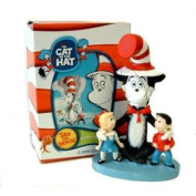 Dr Seuss Cat in the Hat 13cm Tall Bobblehead Figure