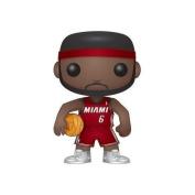 Funko POP Miami Heat NBA Lebron James Vinyl Figure