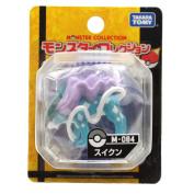 Takara Tomy Pokemon Monster Collection Mini Figure - 3.8cm Suicune (M-084)