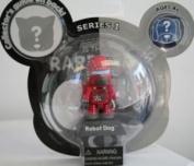 Qee Robot Dog 6.4cm
