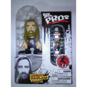 Tech Deck Pro Skater Action Figure With Skateboard - CHRIS HASLAM
