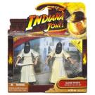 Indiana Jones Movie Deluxe Action Figure Cairo Thugs 2-Pack
