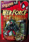 Spider-Man Web Force Smash Lizard Action Figure