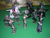 Vikings Figures Set of Toy Soldiers