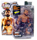 """Round 5 World of MMA Champions UFC Exclusive Action Figure Andrei """"The Pit Bull"""" Arlovski with Maximus"""