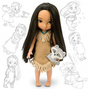 Disney Princess Animators Collection 41cm Doll Figure Pocahontas
