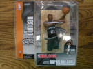 Tim Duncan San Antonio Spurs McFarlane NBA Series 6 Black Uniform Variant Chase Alternate Six Inch Action Figure
