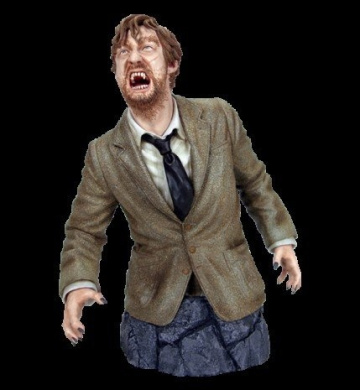 Harry Potter Gentle Giant Busts Remus Lupin Werewolf Transformation